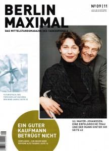 Titel Berlin Maximal 09/11