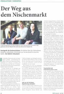 nextplant im Taspo-Magazin